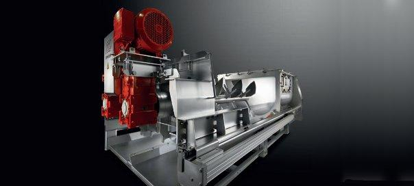 Most advanced Pegasus® mixer at PowTech