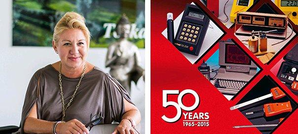 Fifty Years of Rotronic