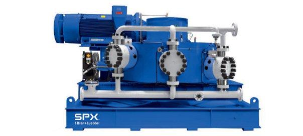 Reduced Footprint Pump Creates Upstream Space