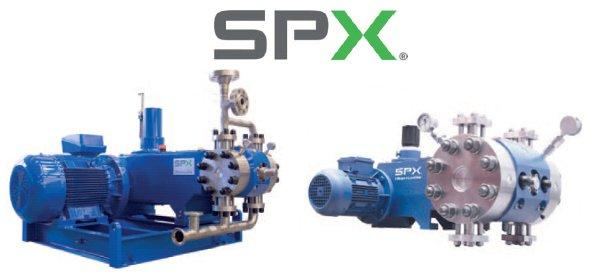 Compact pumps from SPX that lower the cost of ownership