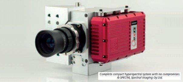SPECIM, Spectral Imaging