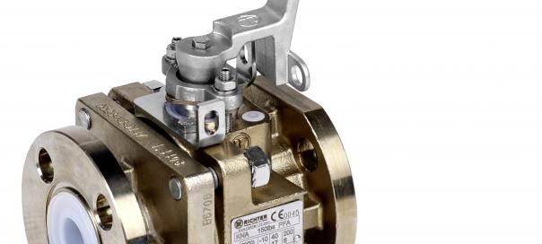 Richter extends stainless steel valve offering