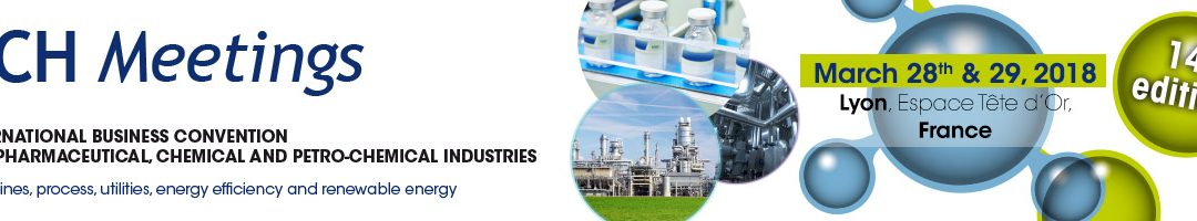 International business convention for pharmaceutical, chemical,and petro-chemical industries