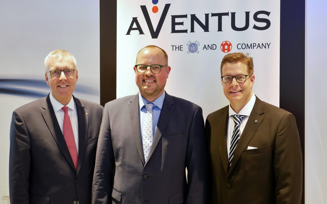 AVENTUS ‒ the new specialist for solutions for packing of free-flowing loose goods up to finished pallets