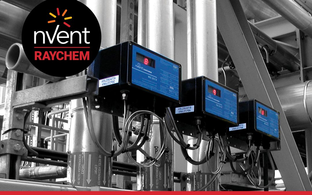 NEW NVENT     RAYCHEM CONTROL & MONITORING SOLUTIONS ADVANCE SYSTEM COMMUNICATIONS