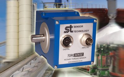 Measuring torque without slip rings