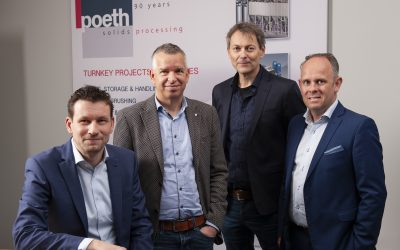 Management takes over Poeth Solids Processing and builds on company's success