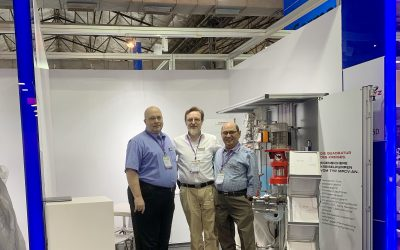 Bungartz Successful at the Chemtech Fair in India