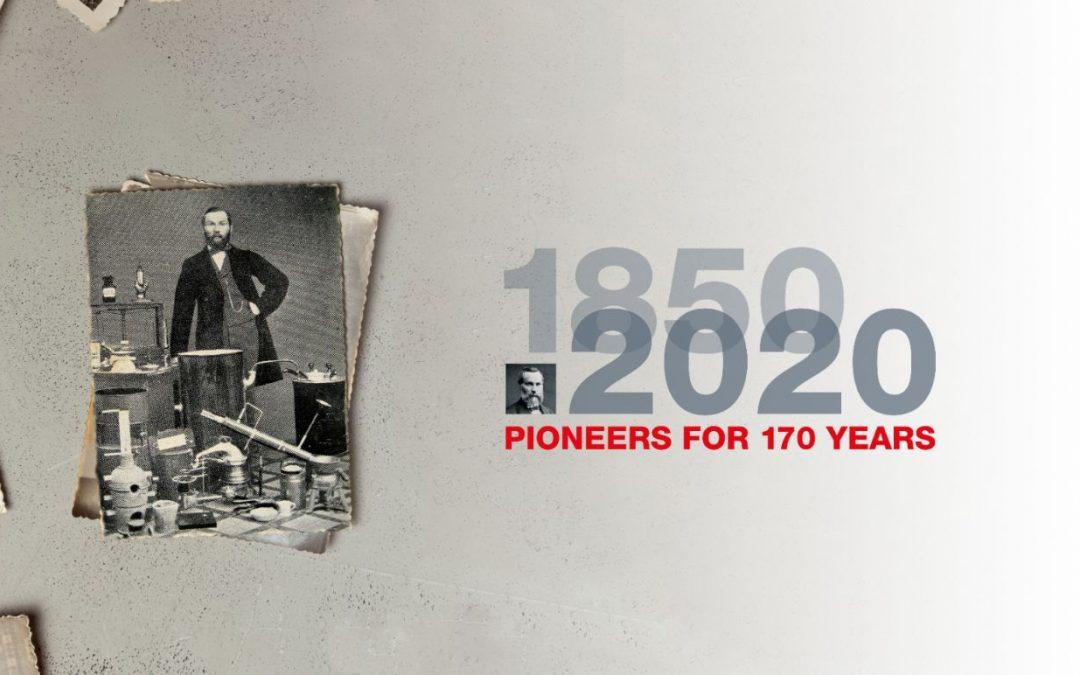 To utilize the void Vacuum manufacturer Leybold celebrates 170th birthday