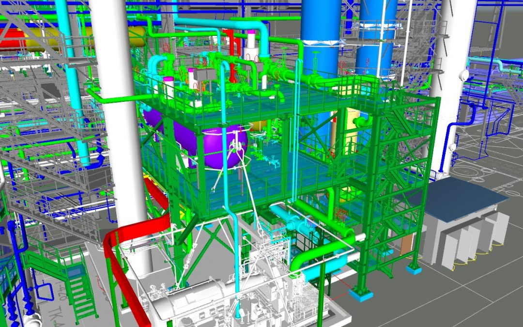 Increasing Standardization & Productivity in the Planning and Execution of EPC Projects