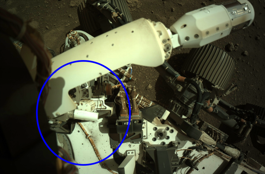 NASA's Perseverance rover commences cutting-edge scientific measurements on Mars with Finnish equipment