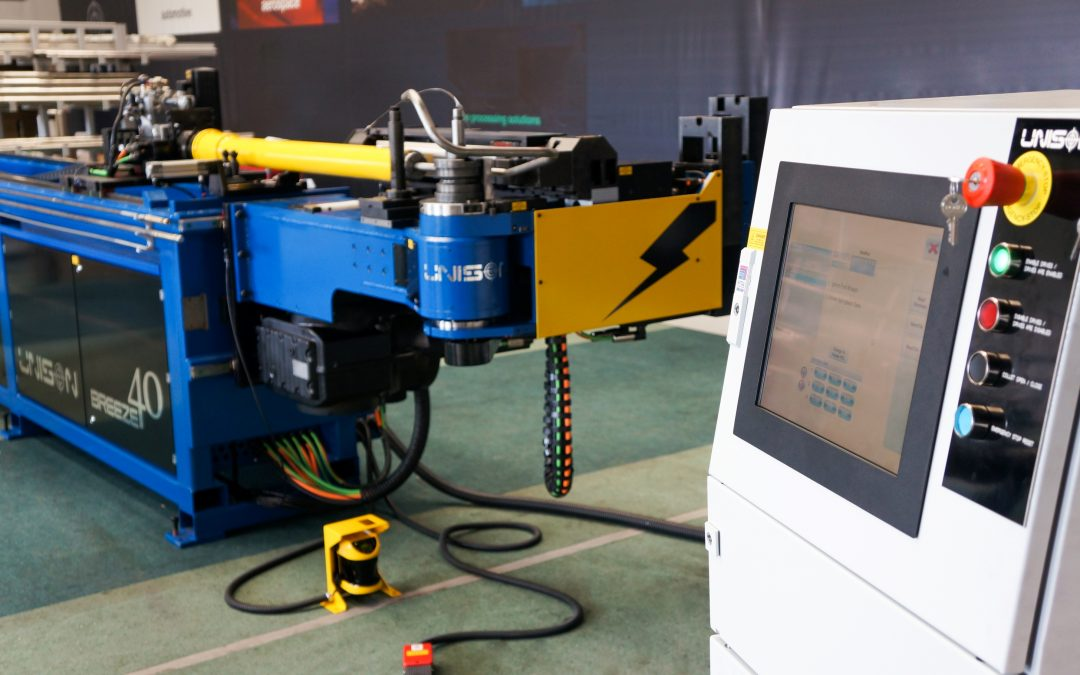 IT'S A BREEZE: UNISON CONTROL SYSTEM UPGRADE DELIVERS FASTER TUBE MANIPULATION