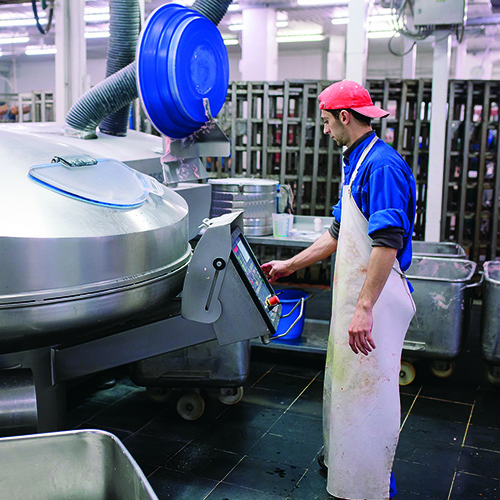 SCHURTER: solutions for the highest hygiene requirements